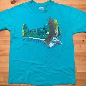 Vintage Yosemite Graphic T-shirt